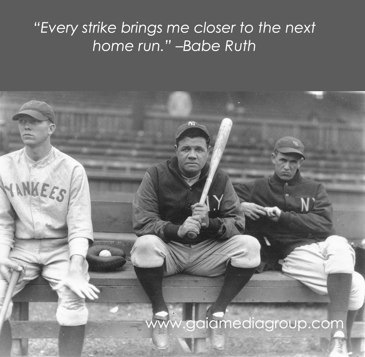 Persistence Motivational Quotes: Babe Ruth Quotes. QuotesGram
